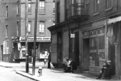 Conor of West 9thSt. &Smith St. May 5th 1930